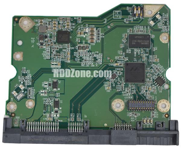 2060-800001-000 WD Harde Schijf Printplaat